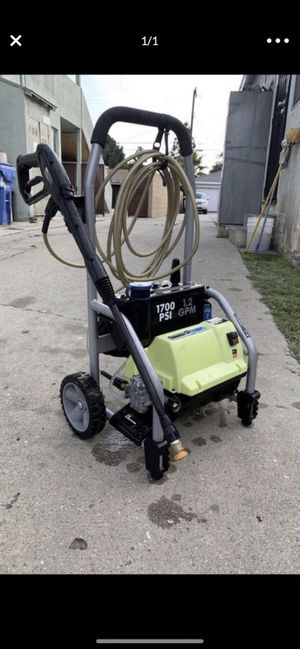 Pressure washer for Sale in Culver City, CA