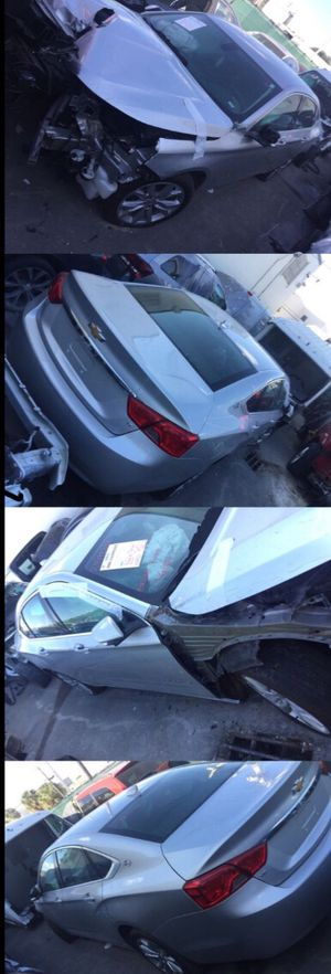 Chevrolet Impala 2016 for parts parting out oem part for Sale in Miami Beach, FL