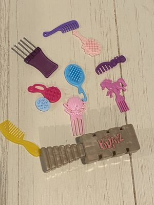 Doll hairbrushes for Sale in Waterford, PA
