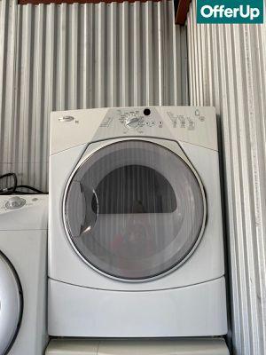 Front Load Whirlpool Electric Dryer Duet #1278 for Sale in Deltona, FL