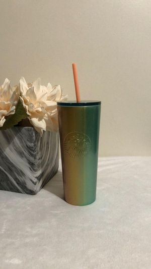 New Starbucks Tumbler w/straw for Sale in Glendale, CA