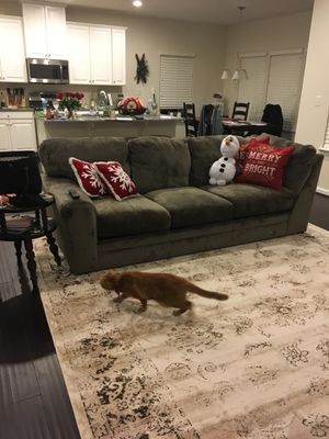Gray Couch for Sale in Baltimore, MD