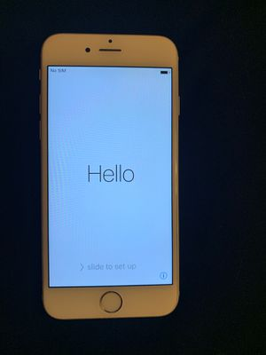 Flawless iPhone 6 16gb memory Unlocked White for Sale in El Cajon, CA