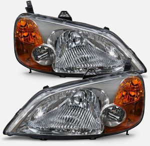 Honda Civic 2001-2003 Headlights for Sale in Phillips Ranch, CA
