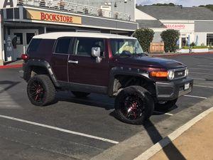 Toyota FJ Cruiser for Sale in Hercules, CA