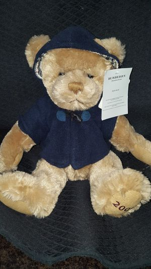 "Teddy Bear from 2009 with tags 13"" for Sale in Zanesville, OH"