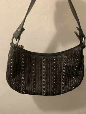 Fossil Blaxk Leather Hobo Bag - Excellent Condition for Sale in Seattle, WA