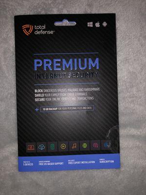 Computer Anti virus total defense for Sale in Miami, FL