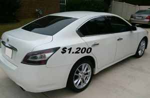 2013 Nissan Maxima $1200 --Fully maintained-- New Tires! for Sale in San Francisco, CA