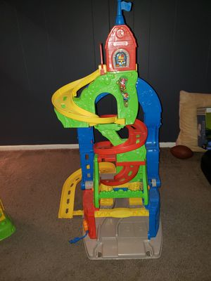 Fisher price track for Sale in Schaumburg, IL