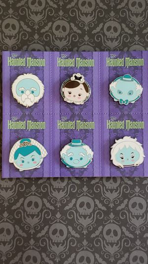 DisneyParks Haunted Mansion Tsum Tsum Pins N for Sale in Fontana, CA