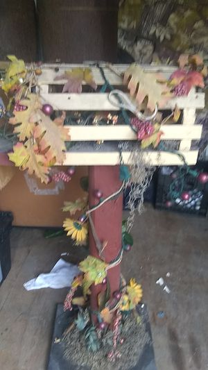 Decorative mailbox autumn for Sale in Elkins, WV