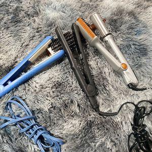 Straightener/ Brush/ Curly for Sale in Eastvale, CA