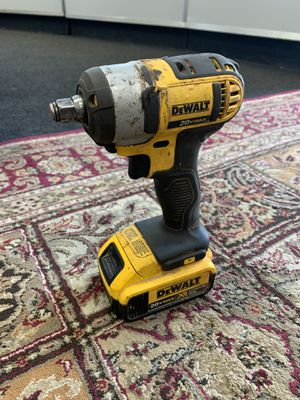"""Dewalt 20V 1/2"""" Impact Wrench for Sale in Seymour, CT"""