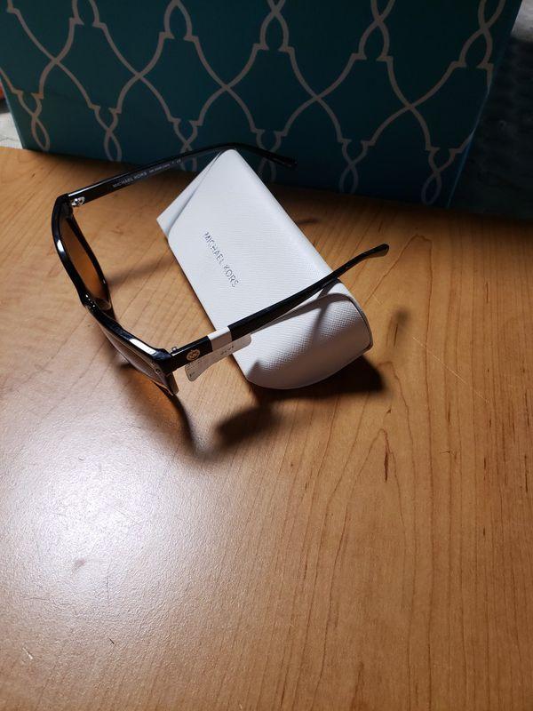 Mk sunglasses and case