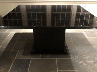Granite Dining Table And Base for Sale in Sewickley,  PA