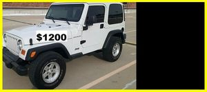 ֆ12OO Jeep Wrangler for Sale in Sioux Falls, SD