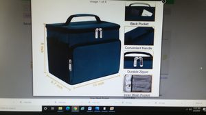 Insulated Cooler Lunch Bag, Reusable Leak Proof w/ Shoulder Strap NEW for Sale in Goodyear, AZ