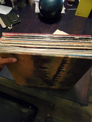 Stack of Records for Sale in Santa Clarita, CA