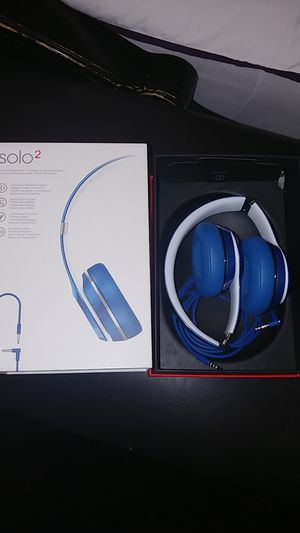 Beats Solo 2 Luxe Edition for Sale in Norfolk, VA