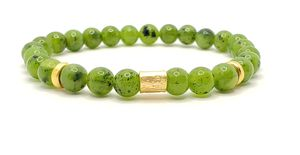 Genuine jade nephrite bracelet for health and good luck for Sale in Queens, NY