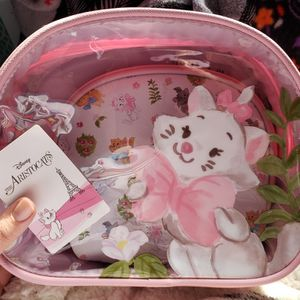 Disney The Aristocrat Marie Loungefly Cosmetic Bags for Sale in Fresno, CA