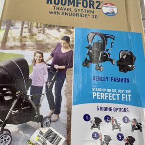 Brand new - Graco Teavel System - Roomfor2 - Renley for Sale in Marietta, GA