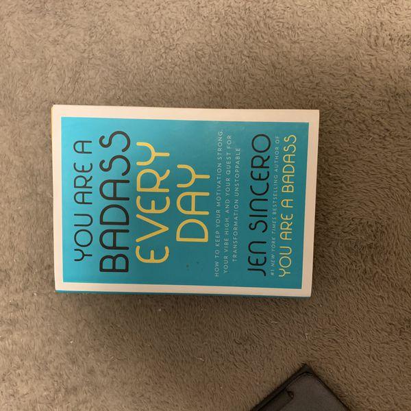 Encouraging self help book