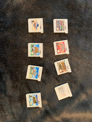 Nintendo 3Ds games for Sale in Clermont, FL