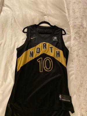 "Demar DeRozan Toronto Raptors ""We the North"" Jersey, size L for Sale in Washington, DC"