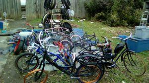 Bike frames & parts for Sale in Duncan, OK