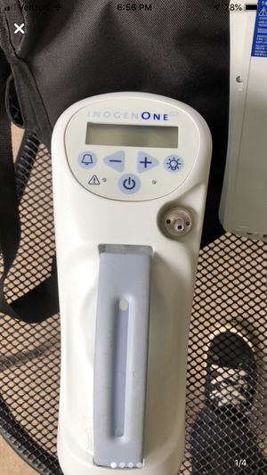 Inogen portable oxygen for Sale in Huddleston, VA