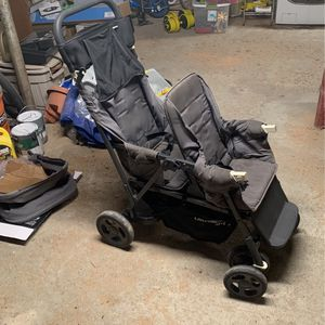 Joovy Caboose Double Stroller for Sale in Medford, MA