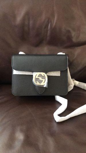 GUCCI Calfskin Interlocking G Shoulder Bag NWT for Sale in Carlsbad, CA