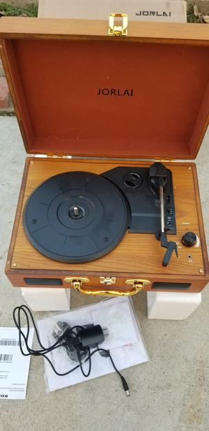 Record players with Bluetooth brand new for Sale in Bakersfield, CA