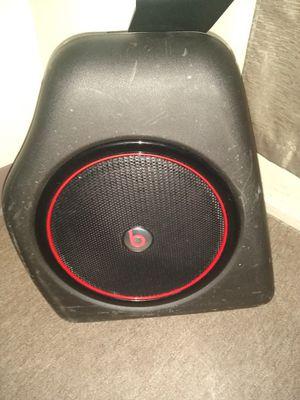 beats by Dre subwoofer for Sale in Wichita, KS
