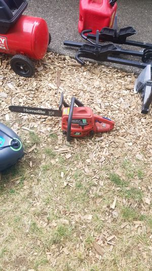 Homelight gas chainsaw for Sale in Vancouver, WA