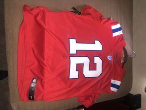 Patriots tom brady throwback jersey for Sale in Santa Monica, CA