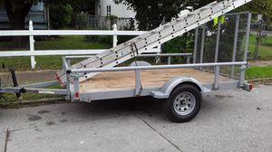 Flat bed utility trailer for Sale in Lynchburg, TN