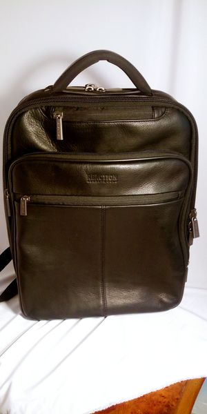 New Kenneth Cole Reaction Leather backpack for Sale in Chino, CA