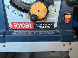 portable table saw for Sale in Ontario, CA