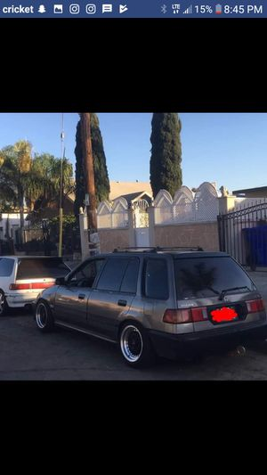 91 honda civic wagon for Sale in San Diego, CA