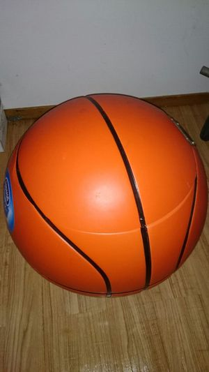 Basketball shaped cooler for Sale in Chicago, IL