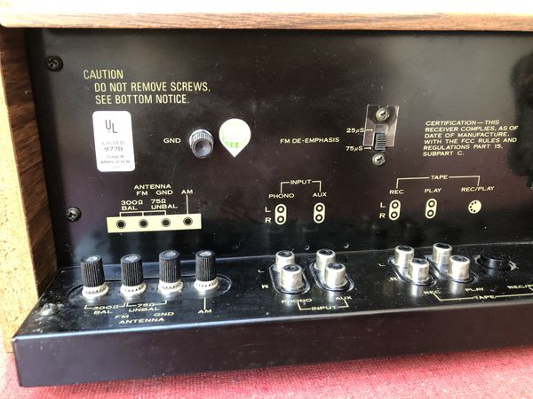 Pioneer Stereo Receiver SX 450