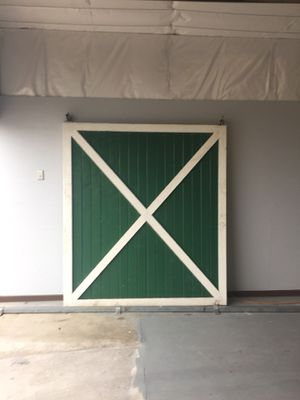 Cedar Barn Door for Sale in Austin, TX