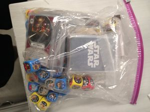 Star wars card and dice game for Sale in San Diego, CA