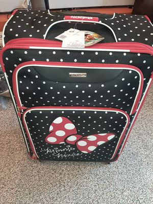 """Disney minni mouse american tourister 28"""" suitcase for Sale in North Providence, RI"""
