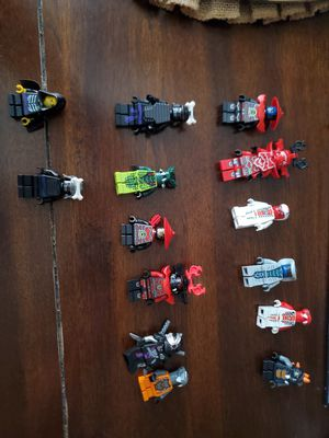 Ninjago FIGURES AND SPINNERS for Sale in Long Beach, CA