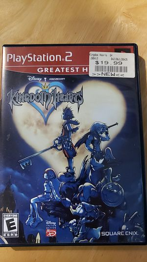 Kingdom hearts PS2 $5 for Sale in NO POTOMAC, MD