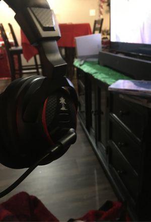 turtle beach pro PX5 game headphones for Sale in Sacramento, CA